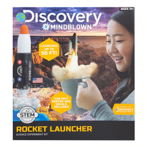 Rocket Launcher Science Experiment Kit
