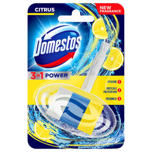 2 x Domestos Toilet Block Citrus - 40g