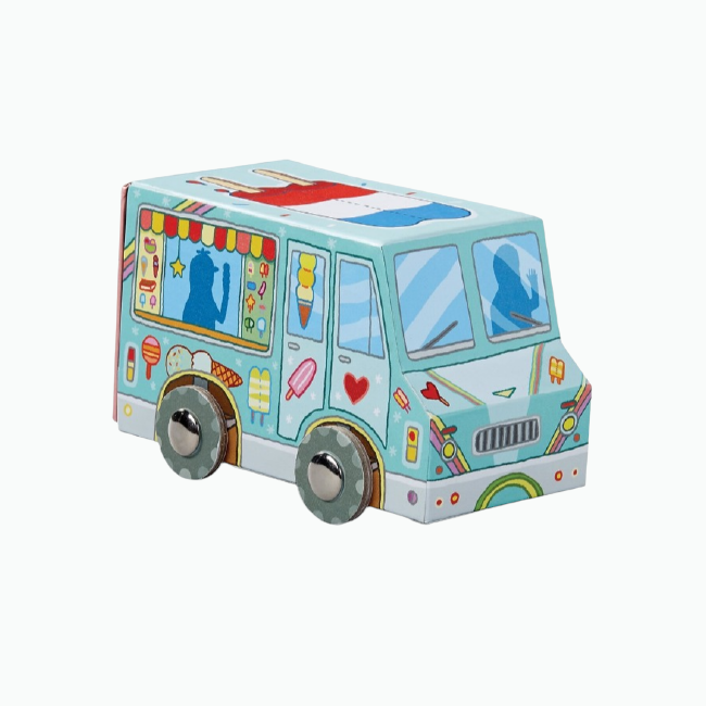 Mini Puzzle vehicles 24 Piece