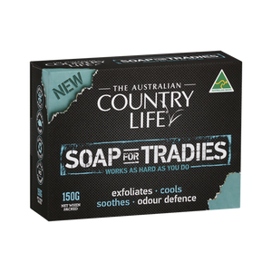 Country Life Soap For Tradies 150g