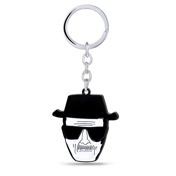 Breaking Bad - Walter White - Keychain