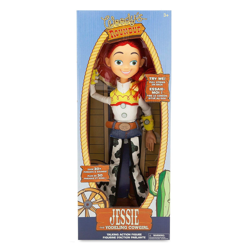 Toy Story Woody's Roundup - Talking Jessie
