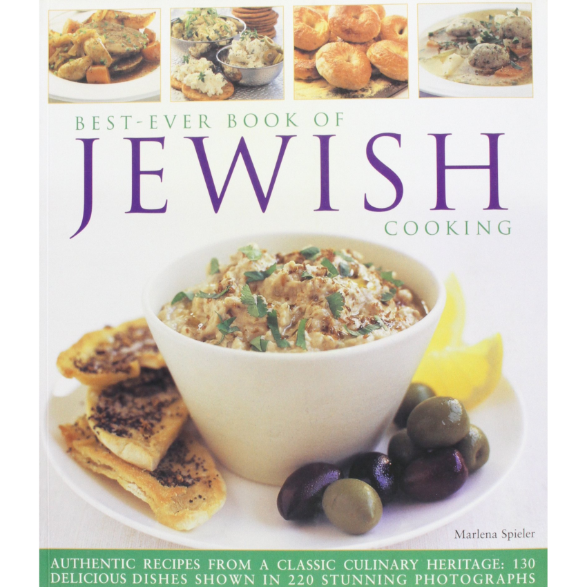 Jewish Cooking (Best Ever Book)