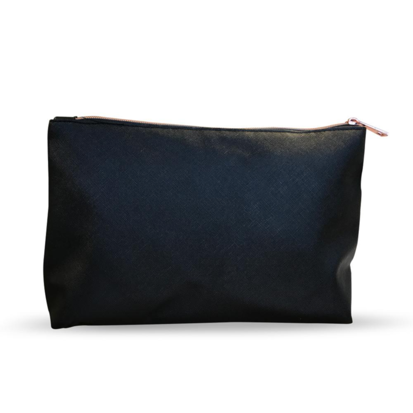Joni & Me Cosmetic Bag - Black
