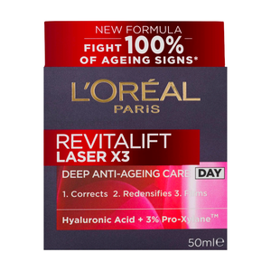L'Oreal Paris Revitalift Laser X3 Day Cream 50ml