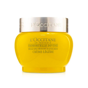 L'Occitane Immortelle Divine Light Cream SPF 20 50ml