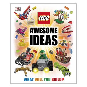 The Lego 'Awesome' Ideas Book (Hard Cover)