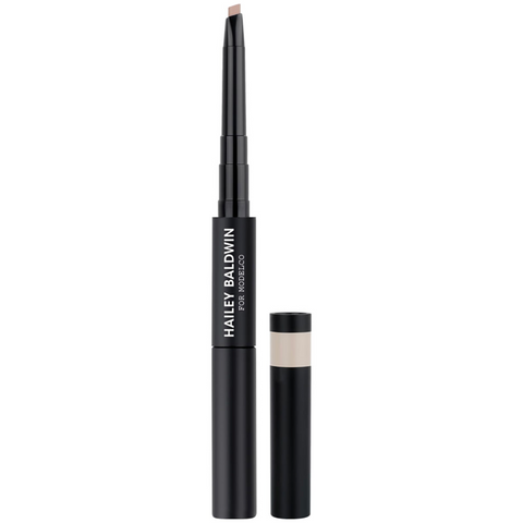 Perfect Brows Pencil & Clear Gel Duo by Hailey Baldwin for ModelCo  - Light/Medium