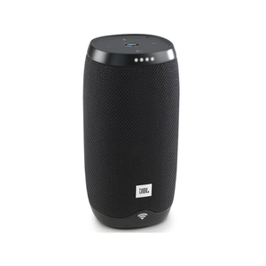 JBL Link 10 Voice-Activated Portable Speaker Black