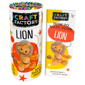 Craft Factory Kit - Lion