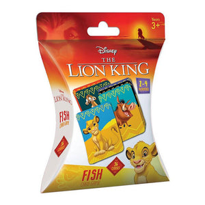 The Lion King Fish Card Game - 36 Cards
