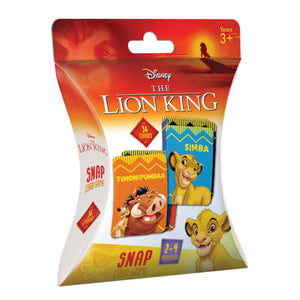 The Lion King Snap Card Game - 36 Cards