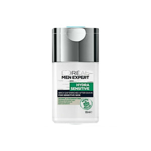 L'oreal Men Expert Hydra Sensitive After-Shave 125ml