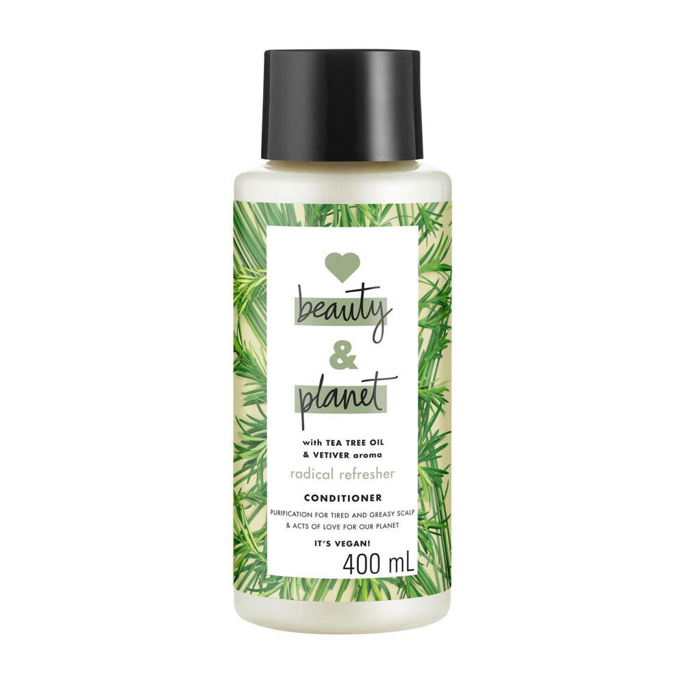 Love Beauty & Planet Conditioner Radical Refresher 400ml