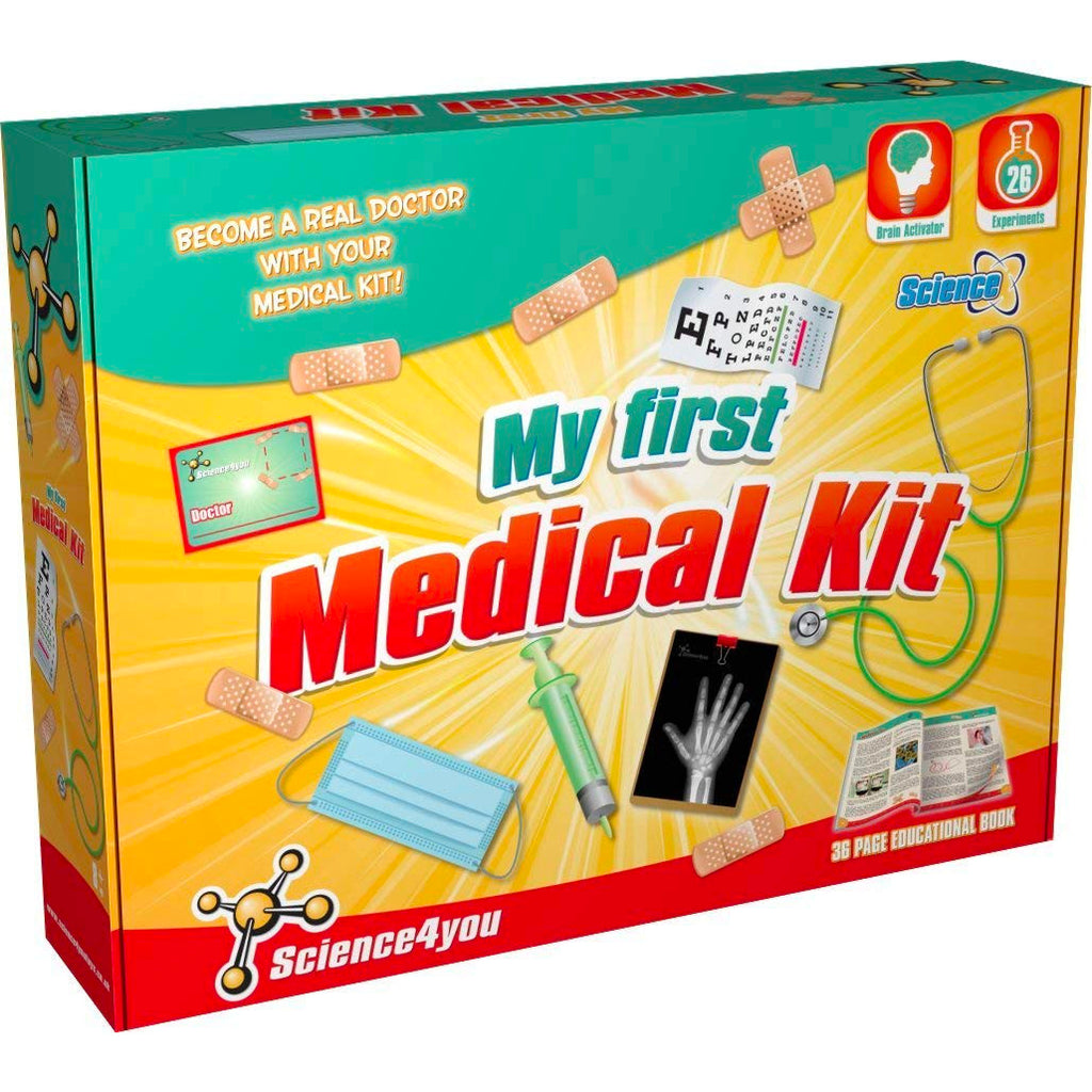 Science4You - My First Medical Kit