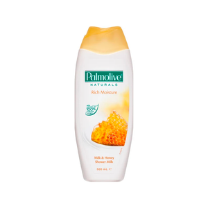 Palmolive Naturals Milk & Honey Shower Milk 500ml