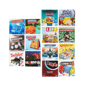 Hasbro Mini Games