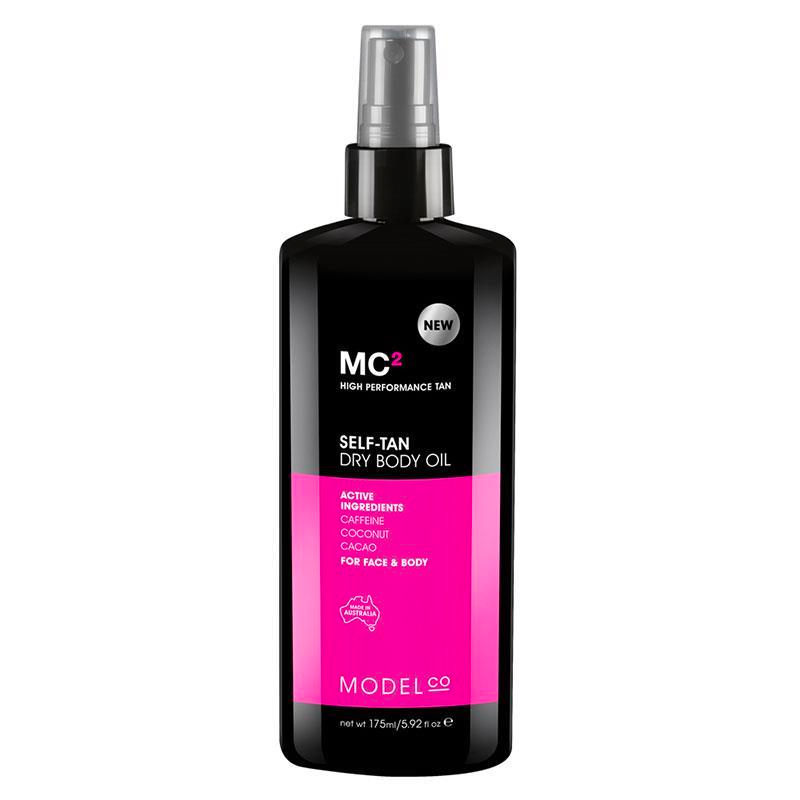 ModelCo Self-Tan Dry Body Oil 185ml