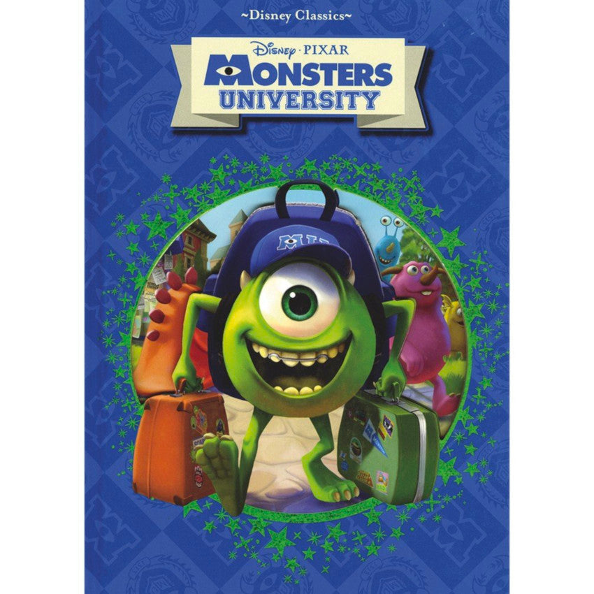Disney Monsters University Classic Storybook