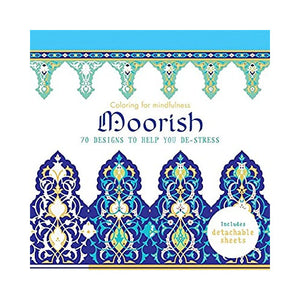 Moorish: 70 Designs To Help You De-stress