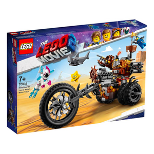 LEGO Movie 2 MetalBeard's Heavy Metal Motor Trike - 70834