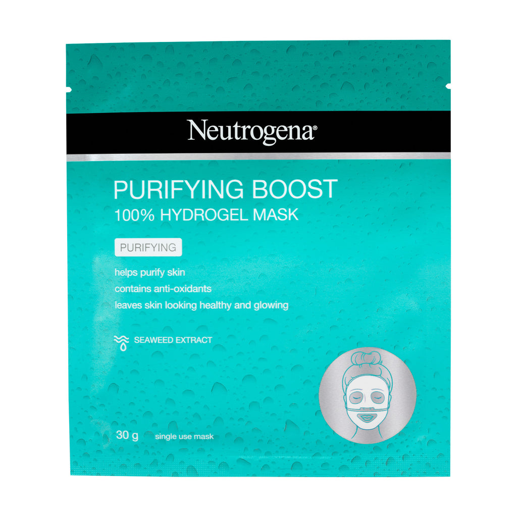 Neutrogena Purifying Boost Purifying Hydrogel Mask 30g