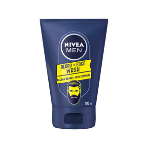 Nivea Men Beard + Face Wash 100ml