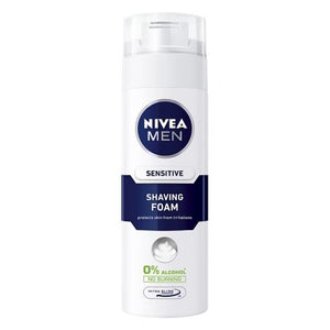 Nivea for Men Sensitive Shaving Foam 250ml