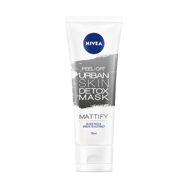 Nivea Peel Off Urban Skin Detox Mask Mattify 75ml