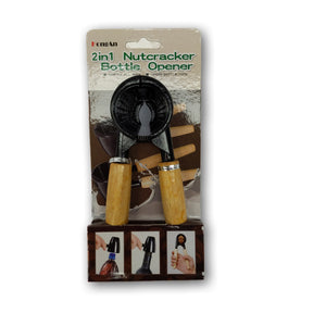 2in1 Nutcracker / Bottle Opener Smooth Sales