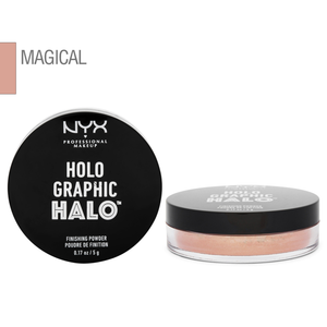 NYX Holographic Halo Finishing Powder - 02 Magical 5g