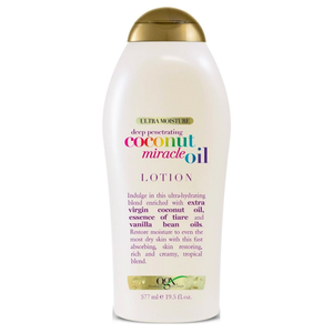 OGX Extra Creamy + Coconut Miracle Oil Lotion 577mL