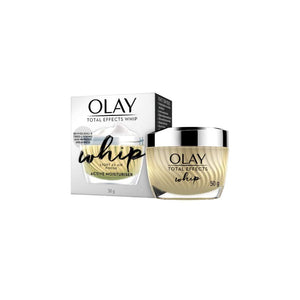Olay Total Effects Whip Active Moisturiser - Light As Air Finish 50g