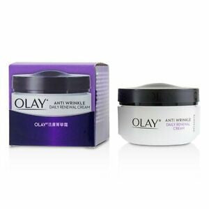 Olay Anti Wrinkle Daily Renewal Cream 50g