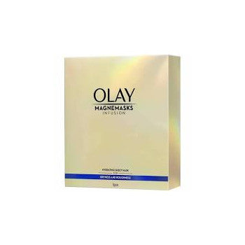 Olay Magnemasks Infusion Hydrating Sheet Mask 5pk