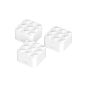 Netgear Orbi RBK13 Whole Home AC1200 Mesh WiFi System - 3 Pack