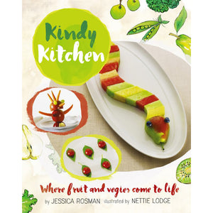 Kindy Kitchen: Where Fruit and Vegies Come To Life