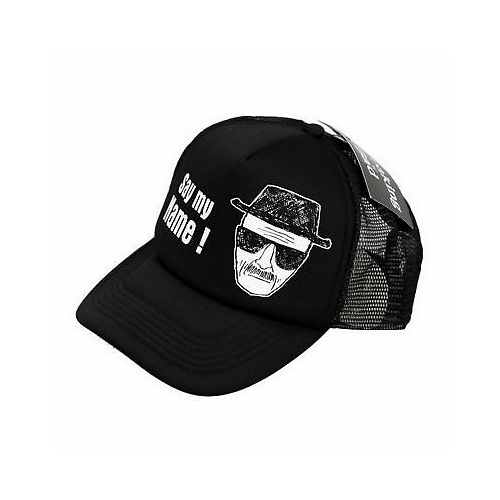 Breaking Bad - Say My Name Cap (licensed)