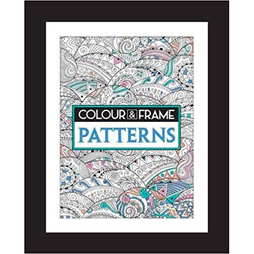 Colour & Frame: Patterns