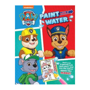 Nickelodeon Paw Patrol: Paint With Water