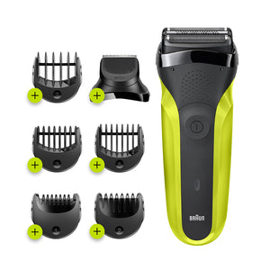 Braun Series 3 Shave & Style 3-in-1 Shaver - 300BT