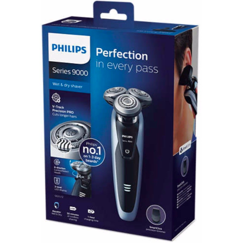 Philips S9211 series 9000 Men Wet/Dry Electric Shaver