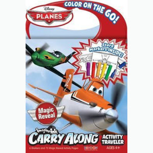 Disney Planes Carry Along Activity Traveller