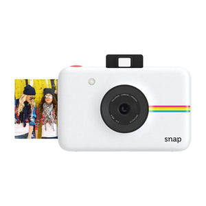 Polaroid Snap Instant Digital Camera (White) - Bonus Premium ZINK Paper