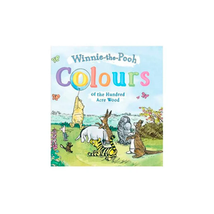 Winnie The Pooh - Colours of the Hundred Acre Wood