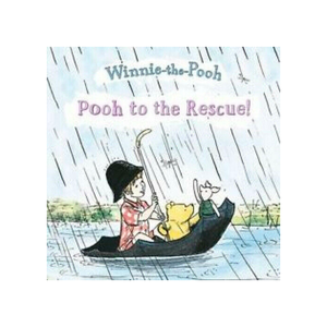 Winnie The Pooh - Pooh to The Rescue