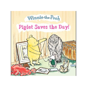 Winnie The Pooh - Piglet Saves The Day