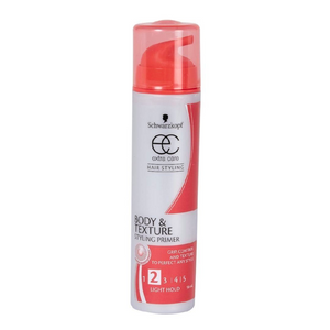 Schwarzkopf Extra Care Body­ & Texture Styling Primer 50ml