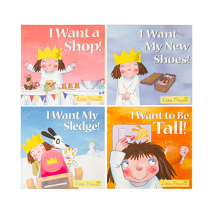 Little Princess Story Collection 10-Book Set