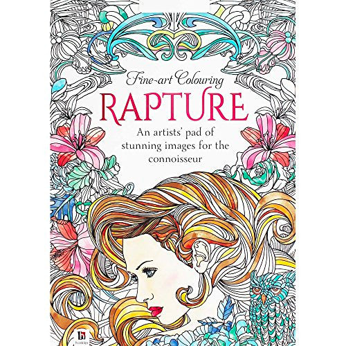Fine Art Colouring Rapture